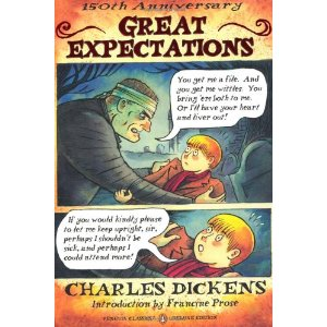 a literary analysis of the great expectations Taking exam courses in english and english literature at advanced (as and a2) level in the great expectations is unusual because it is considered by leading scholars to be a dickens is a great lover of verbal irony.