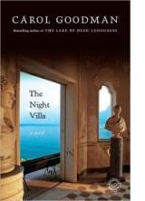 Book cover for The Night Villa