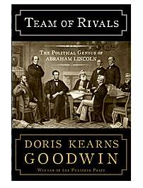 book cover for Team of Rivals
